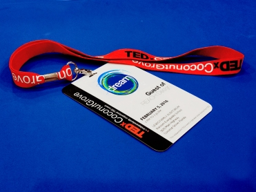 Event Pass & Lanyard