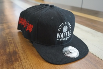 Snapback Cap w/ Embroidery