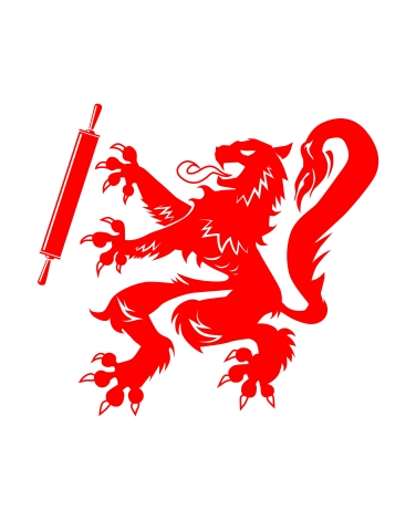 LEO JONES, inspired by Belgium's coat of arms, LEO is the brand mascot and symbol of Tradition, Strength and Unity.
